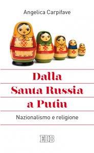Copertina di 'Dalla Santa Russia a Putin'
