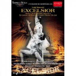 Copertina di 'Excelsior'