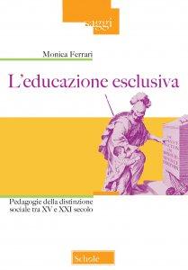 Copertina di 'L' educazione esclusiva'