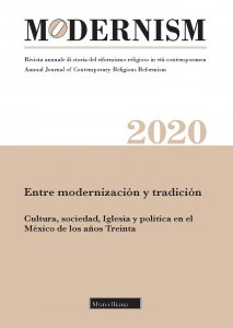 Copertina di 'Modernism. 2020: Entre modernización y tradición'