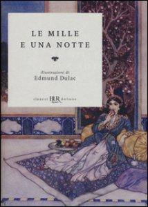 Copertina di 'Le mille e una notte'