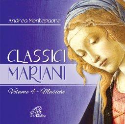 Copertina di 'Classici mariani - Volume 4.  Musiche della tradizione popolare mariana. CD'