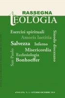 Rassegna di Teologia n. 4/2016