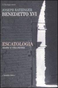 Copertina di 'Escatologia'