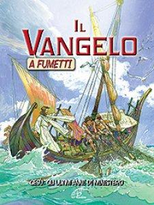 Copertina di 'Il Vangelo a fumetti. 2'