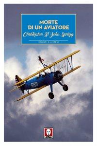 Copertina di 'Morte di un aviatore'