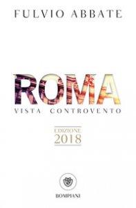 Copertina di 'Roma vista controvento'