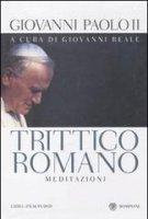 Trittico Romano. Meditazioni. Testo polacco a fronte. Con DVD - Giovanni Paolo II