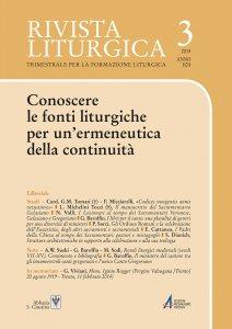 Rivista Liturgica 2014 - n. 3