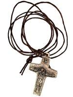 Croce buon pastore con laccio