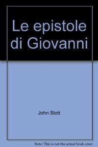 Copertina di 'Le epistole di Giovanni'