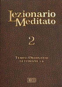 Copertina di 'Lezionario meditato'