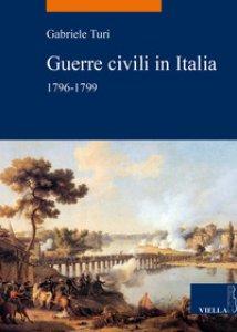 Copertina di 'Guerre civili in Italia (1796-1799)'
