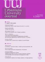 Urbaniana University Journal 2019 - 1 - Gianluigi Pasquale , Gianluca Montaldi , Mariangela Petricola , Mario Grignani