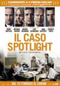 Copertina di 'Il caso spotlight'