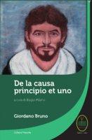 De la causa, principio et uno - Giordano Bruno