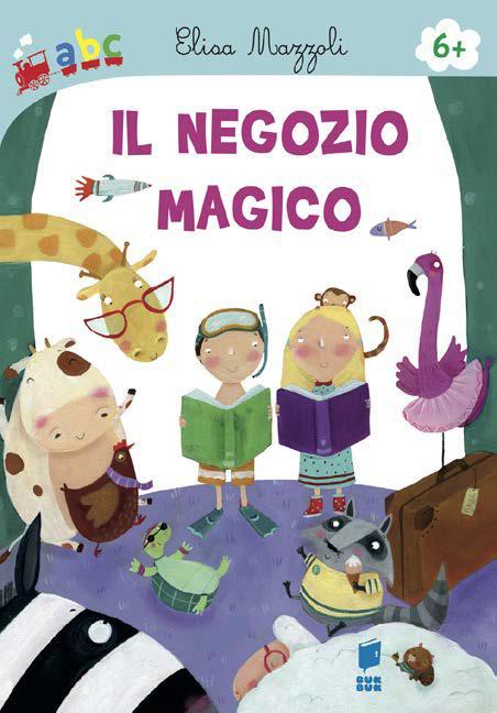 Risultati immagini per IL NEGOZIO MAGICO LIBRO ELISA MAZZOLI