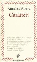 Caratteri - Alleva Annelisa