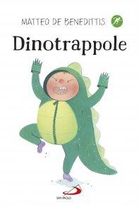 Copertina di 'Dinotrappole'