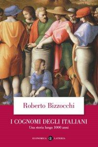 Copertina di 'I cognomi degli Italiani'