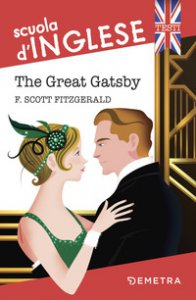 Copertina di 'The great Gatsby'