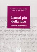 L' amai più della luce - Renzo Lavatori, Luciano Sole
