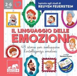 Copertina di 'Il linguaggio delle emozioni'