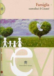 Copertina di 'Famiglia custodisci il Creato'