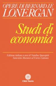 Copertina di 'Studi di economia'