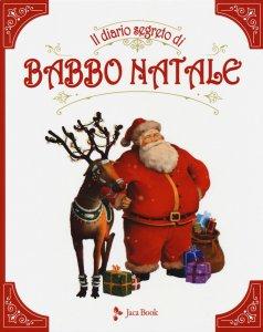 Copertina di 'Il diario segreto di Babbo Natale'