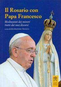Copertina di 'Il Rosario con Papa Francesco'