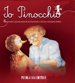 Copertina di 'Io, Pinocchio'