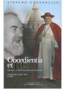Copertina di 'Oboedientia et pax'