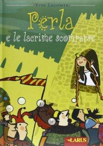 Copertina di 'Perla e le lacrime scomparse'