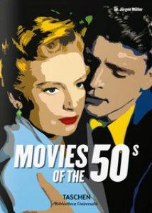 Copertina di 'Movies of the 1950's'