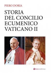 Copertina di 'Storia del Concilio Ecumenico Vaticano II'