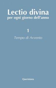 Copertina di 'Lectio divina per ogni giorno dell'anno [vol_1] / Tempo di Avvento'