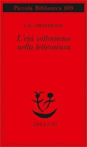 Copertina di 'L'età vittoriana nella letteratura'