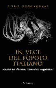 Copertina di 'In vece del popolo italiano'