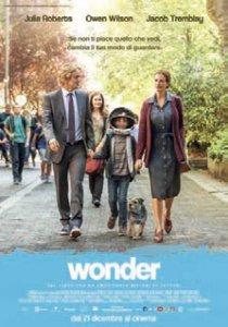 Copertina di 'Wonder'