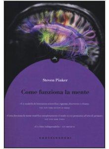 Copertina di 'Come funziona la mente'