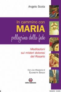 Copertina di 'In cammino con Maria pellegrina della fede'