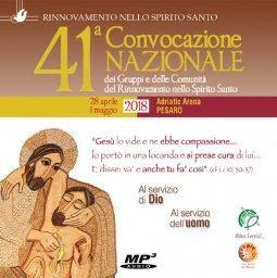 Copertina di '41a Convocazione Nazionale dei Gruppi e delle Comunità del Rinnovamento nello Spirito Santo'