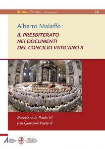 Copertina di 'Il presbiterato nei documenti del Concilio Vaticano II'