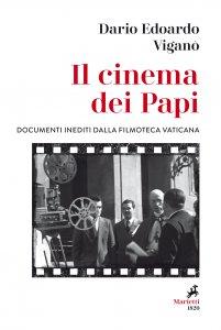 Copertina di 'Il cinema dei Papi'