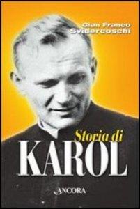 Copertina di 'Storia di Karol'