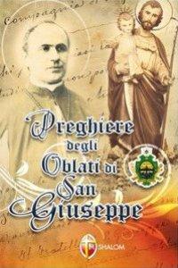 Copertina di 'Preghiere degli Oblati di San Giuseppe'