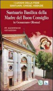 Copertina di 'Santuario basilica della Madre del Buon consiglio in Genazzano (Roma)'