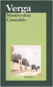 Copertina di 'Mastro don Gesualdo'