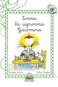 Copertina di 'Torna la signorina Giacomina'